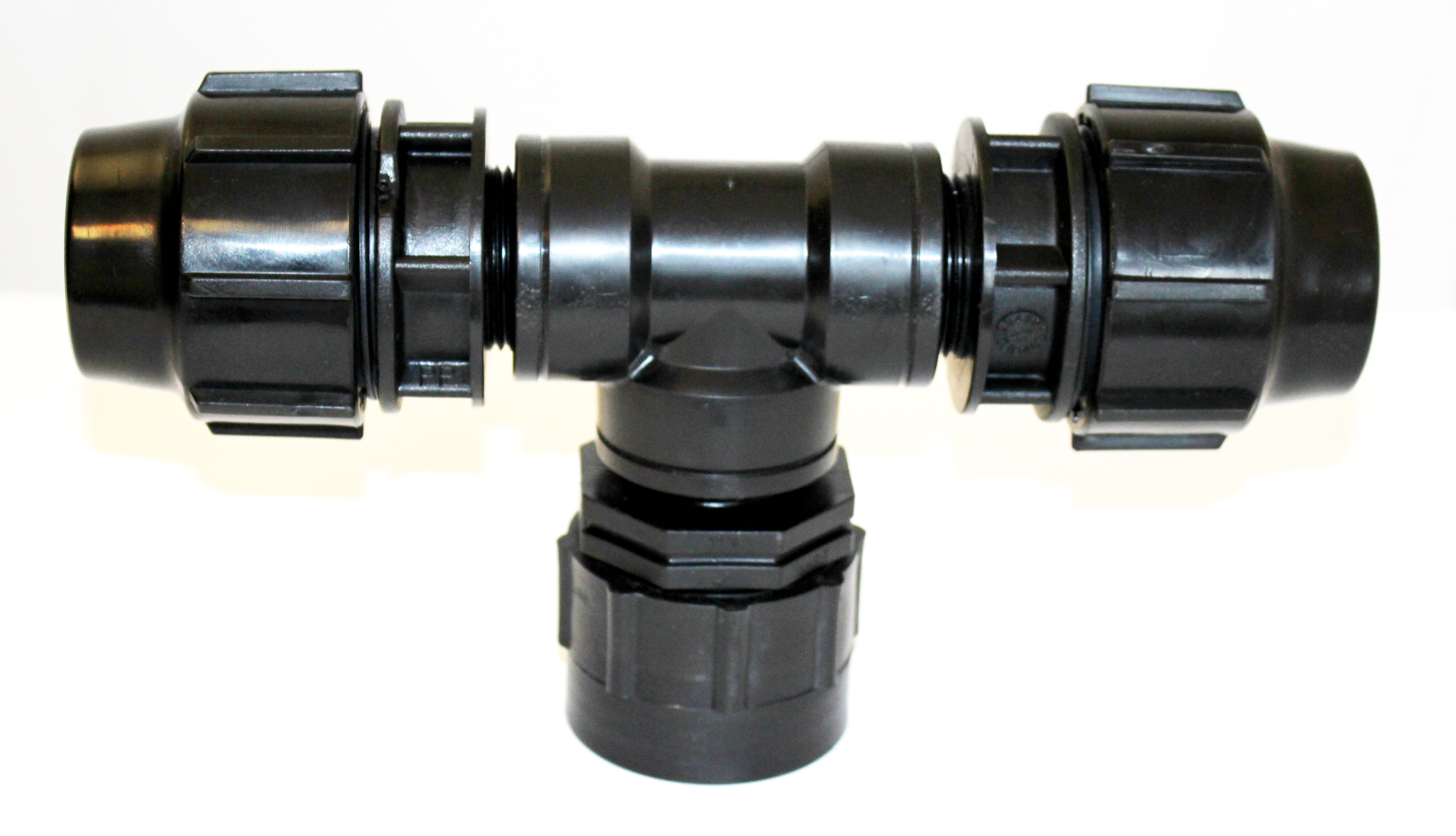 Ibc adapter quot s mm to compression pipe